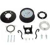 AIR CLEANER NAKED VO2 Air Intakes 01-06 TC w/Delphi EFI,...
