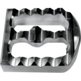 COVER Brake Serrated Bremspedal für Harley Davidson