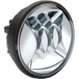 "LIGHT 6045 FOG LED 4.5"" chrome pair EC"