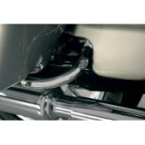 SADDLEBAG GUARD ELIMINATOR BRACKET chrome