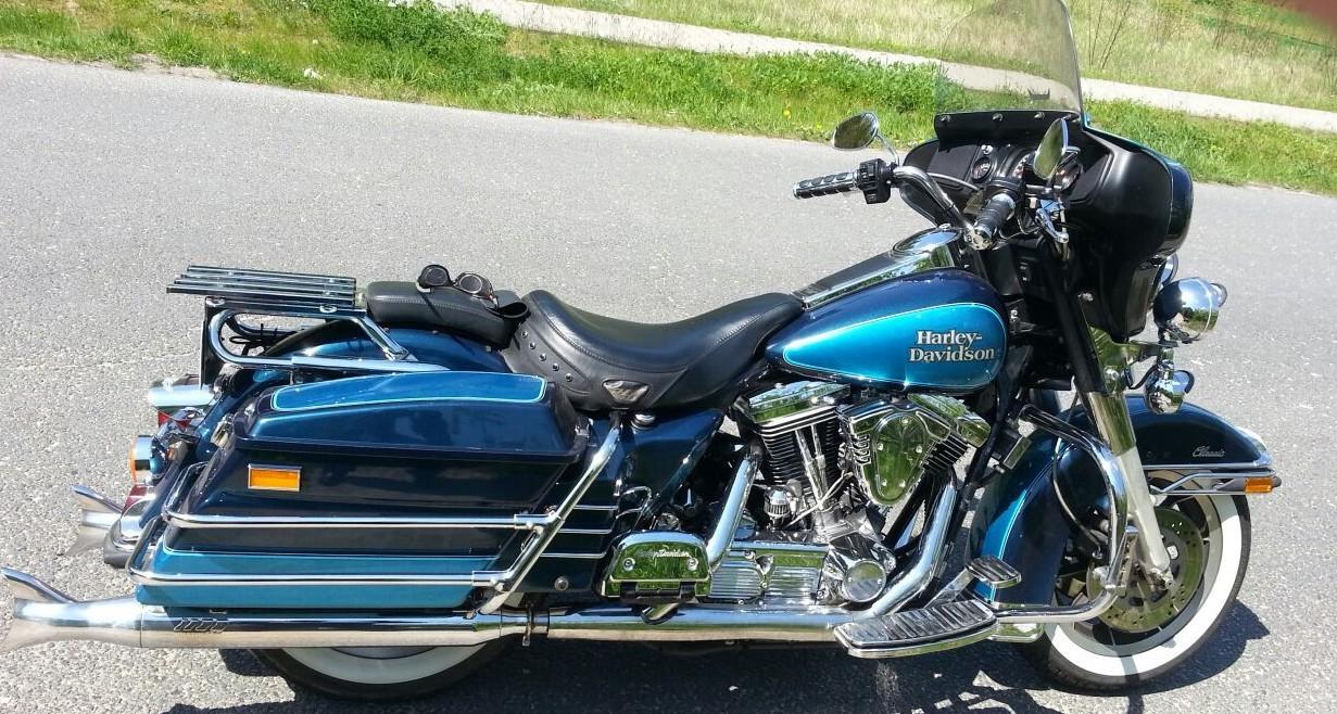 Harley Davidson E-Glide 1991