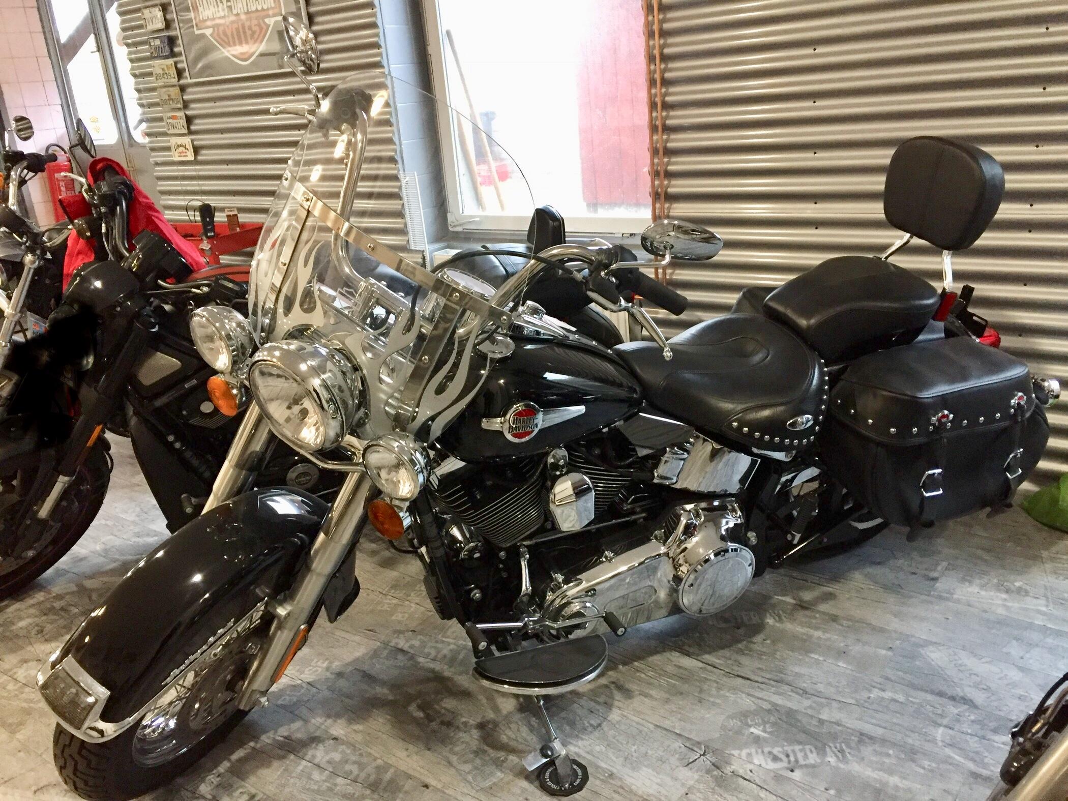 Harley Davidson Heritage Softail 2016