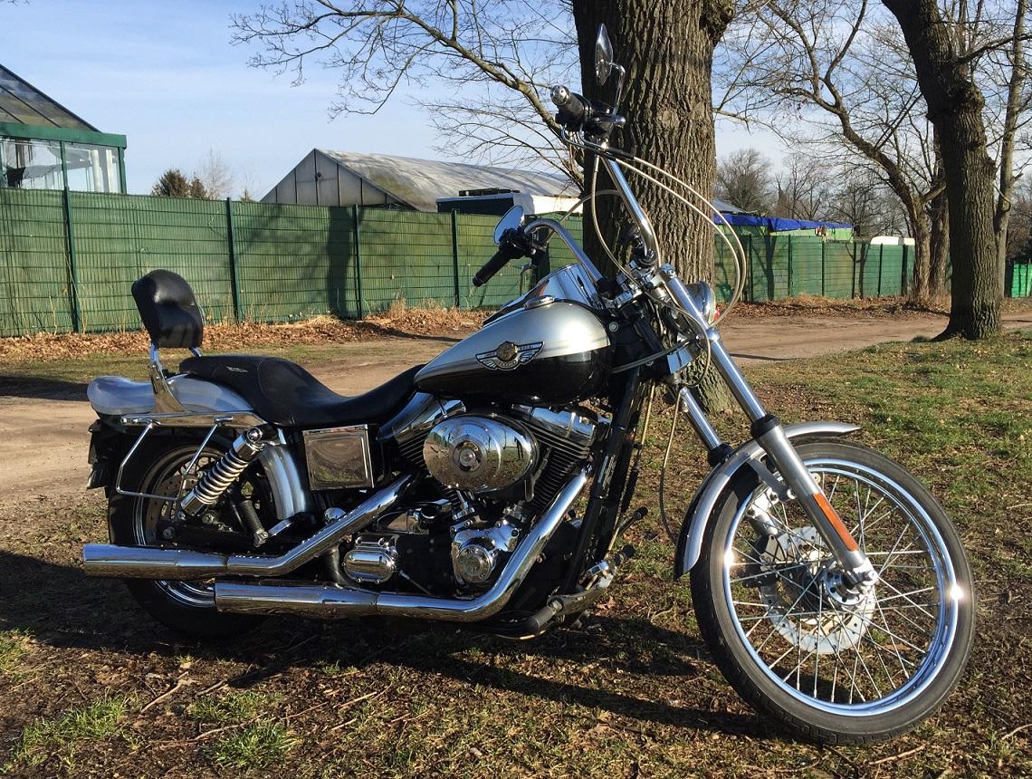 Harley Davidson Dyna Wide Glide 2003
