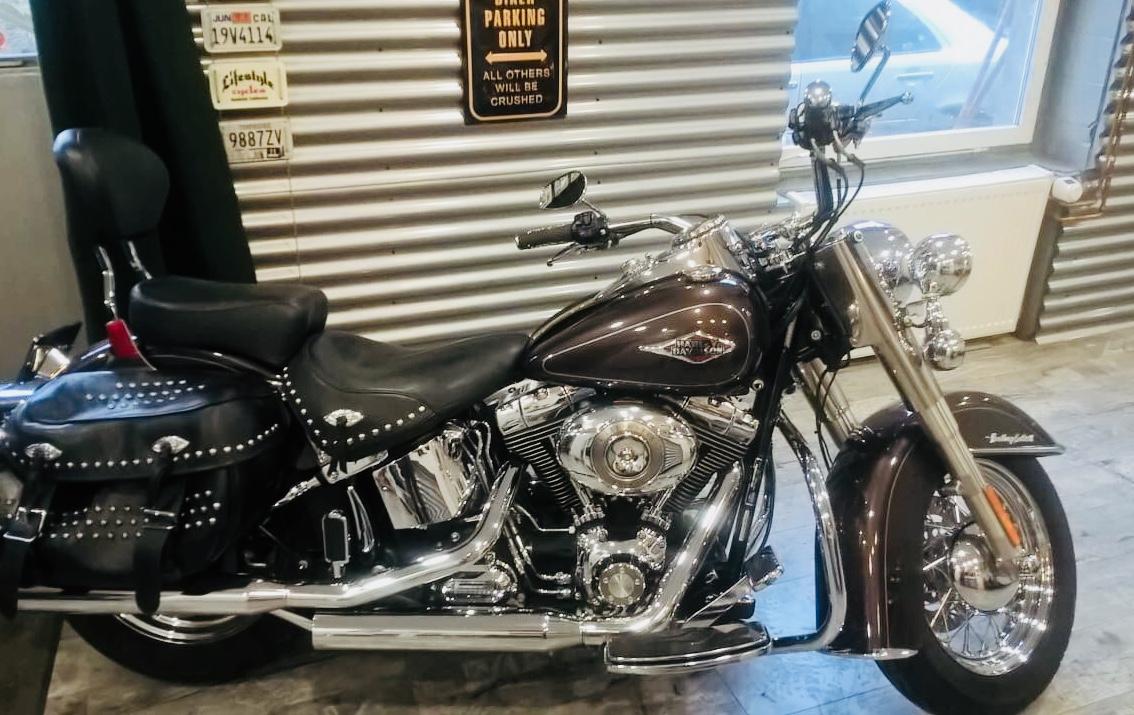 Harley Davidson Heritage Softail 2009