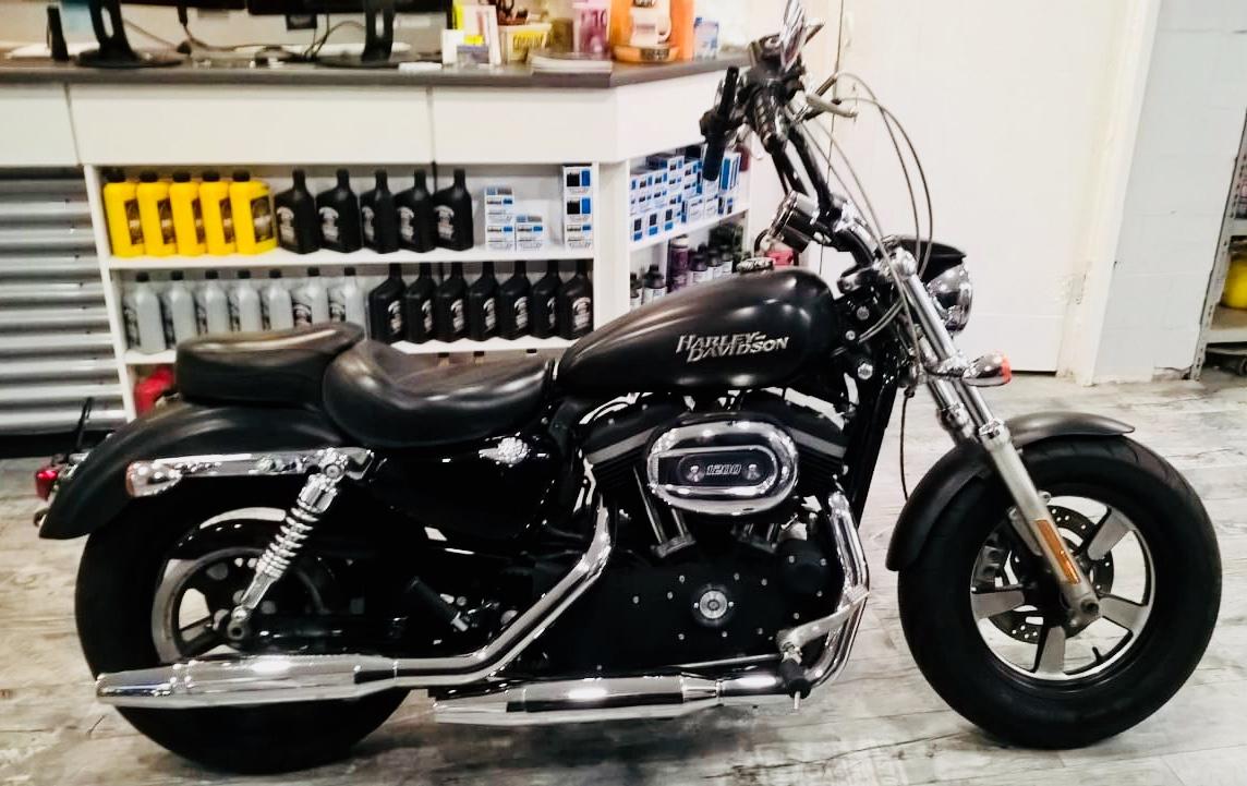 Harley Davidson Sportster 1200 C, 2011
